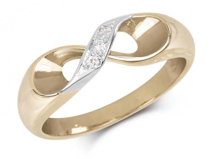 bague en or femme avec diamant