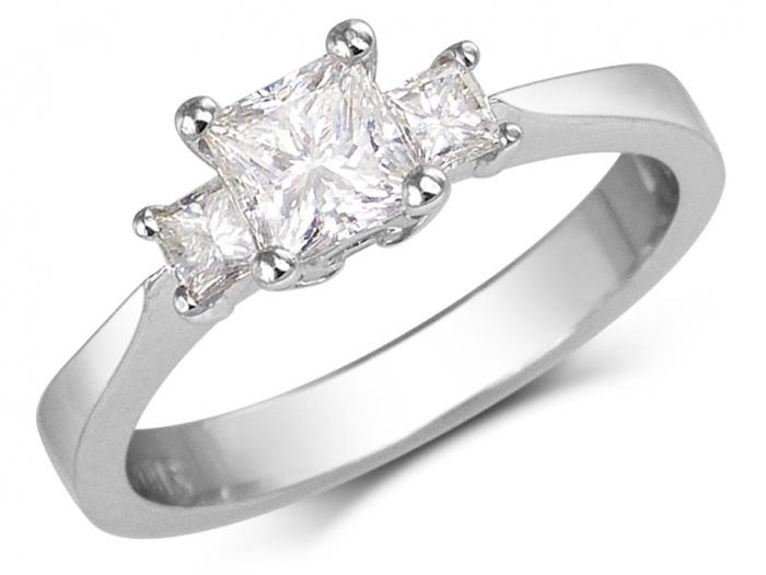comment faire briller une bague en or blanc et diamant
