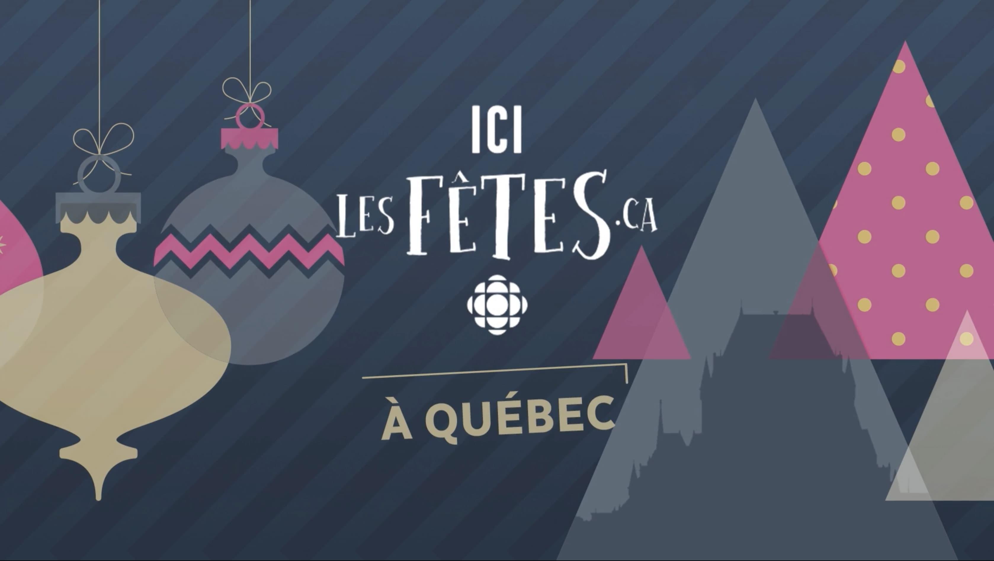 Bijouterie Langlois : Ici les fêtes de radio Canada