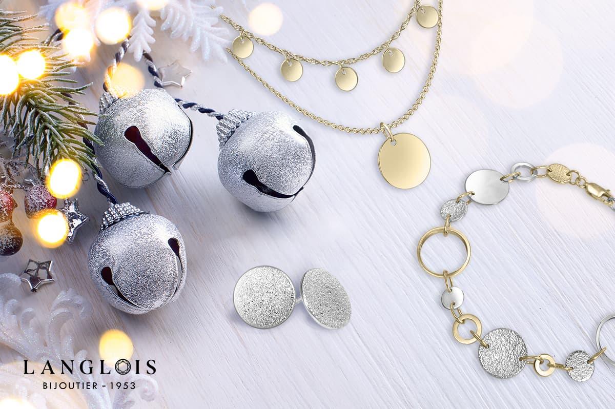 Cadeau de Nöel pour femme : idées bijoux à offrir!