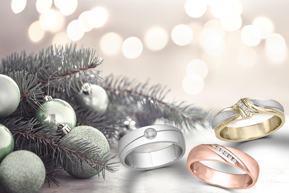Sélection jonc diamant homme en or à offir en cadeau