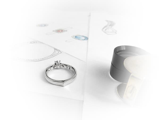 Designer de bijoux sur mesure