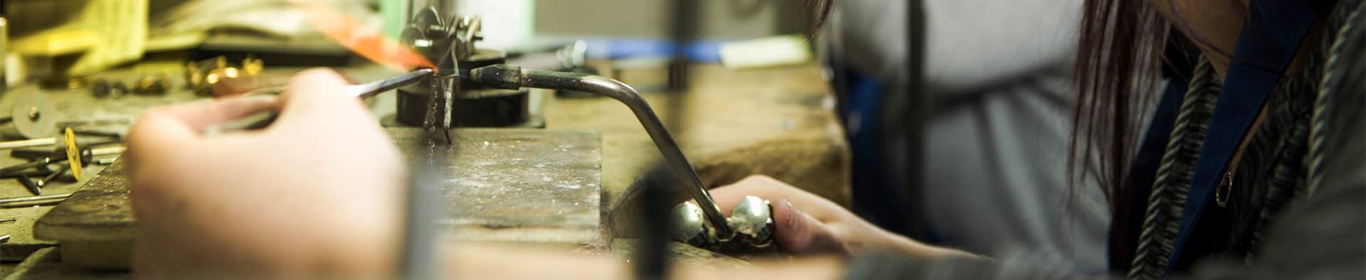 Atelier réparation de bijoux à Québec canada