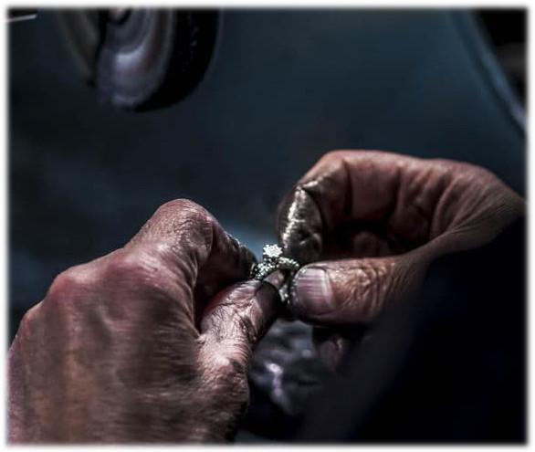 Réparation de bijoux à Québec canada