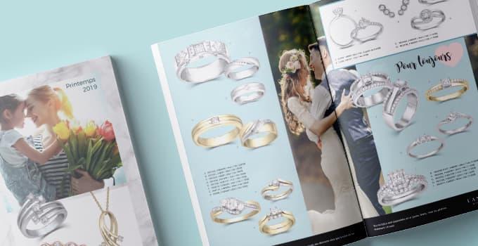 Catalogue pdf bijouterie langlois