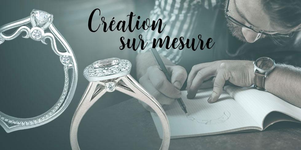 Créateur de bijoux sur mesure