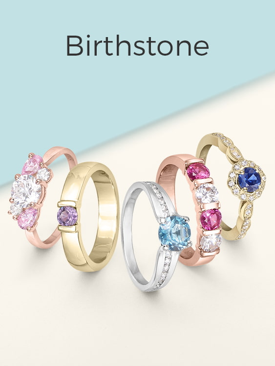 Find birthstone jewelry with your favorite gemstone