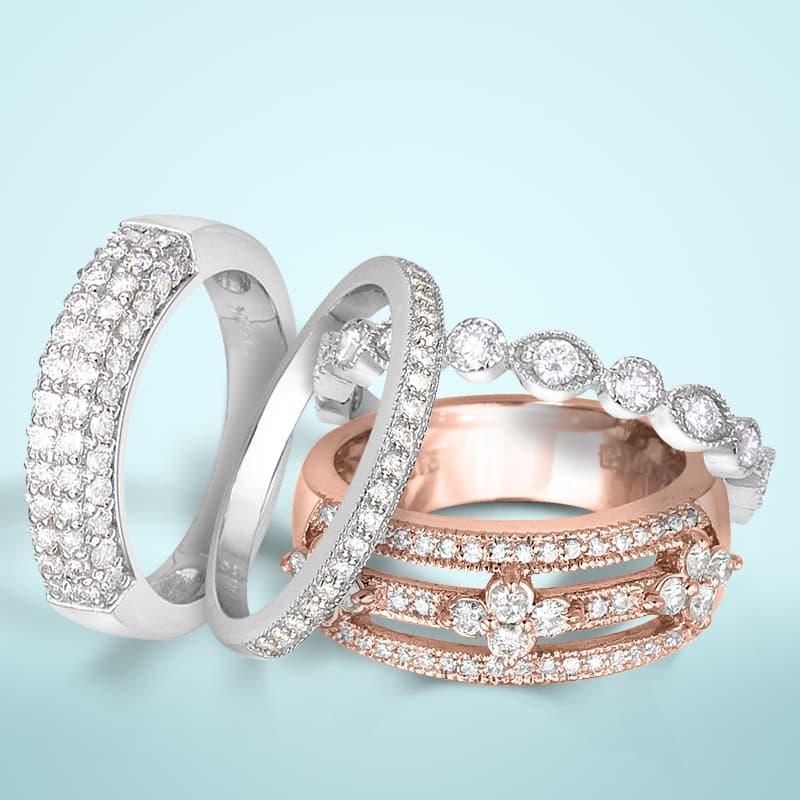 diamonds engagement rings